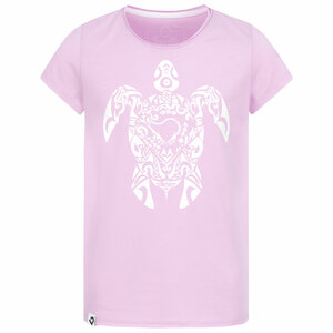 Tribal Turtle Mädchen T-Shirt - Lexi&Bö