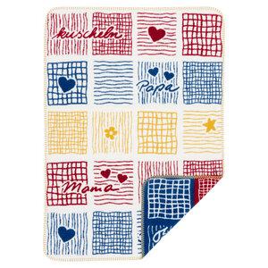 Richter Textilien Babydecke Kuscheln reine Bio-Baumwolle - Richter Textilien