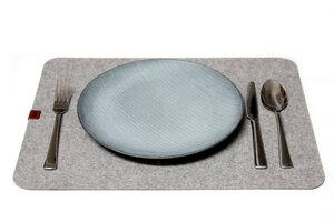 "Tischset ""Lismore"" aus Merino Wollfilz (Mulesing-frei) - Pack & Smooch"