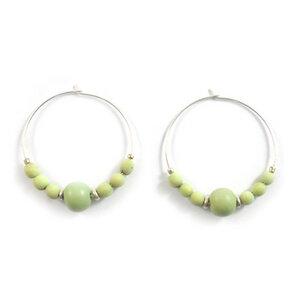 Ohrringe Perlen Aqua - Mitienda Shop