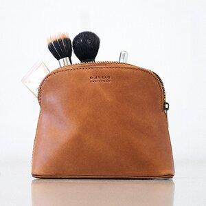 Kosmetiktasche - Cosmetic Bag - Classic Leather - O MY BAG