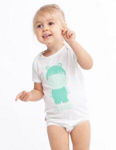 "Baby Body aus Eukalyptus Faser ""Cora"" - CORA happywear"