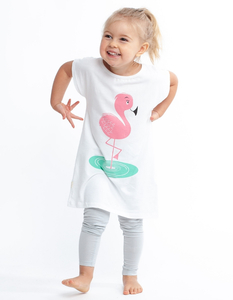 Maxi Eukalyptus T-Shirt Zoe - CORA happywear