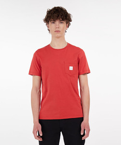 Shirt - Square Pocket T-Shirt - Makia