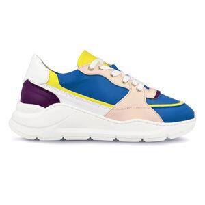 Sneaker Goodall Women blue/rosé/yellow - Ella & Witt