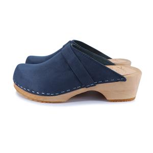 LYCKA - schwedische Holz Clogs Sandale von me&myclogs - low heel  - me&myClogs