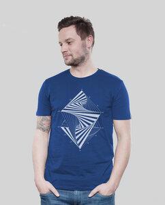 Shirt Men Majorelle Paradox - SILBERFISCHER