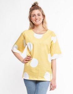 Bio-Baumwoll-T-Shirt Anna mit Druck - CORA happywear