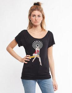 Eukalyptus T-Shirt Elisabeth | Schwimmerin - CORA happywear