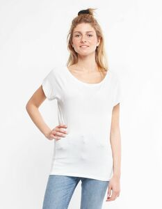 "Damen T-Shirt aus Eukalyptus Faser ""Elisabeth"" - CORA happywear"