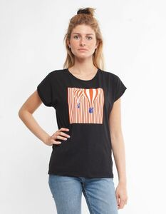 Eukalyptus T-Shirt Laura Heißluftballon - CORA happywear