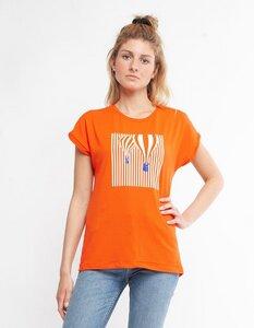 "Damen T-Shirt aus Eukalyptus Faser ""Laura"" | Heißluftballon - CORA happywear"