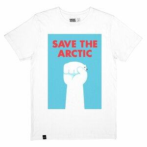 T-Shirt Save The Arctic - DEDICATED