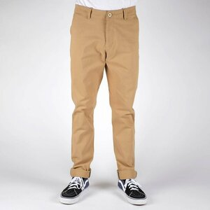 Chino Pants Sundsvall  (khaki) - DEDICATED