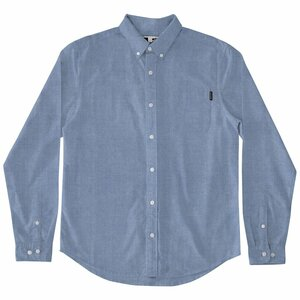 Hemd Chambray (blue) - DEDICATED