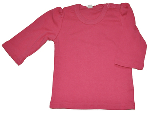Langarmshirt Leela Cotton Baby Kleinkinder 100% Baumwolle ( bio)   - Leela Cotton