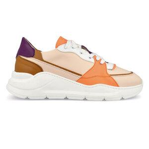 Sneaker Goodall Women rosé/white/orange - Ella & Witt