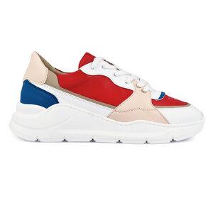 Sneaker Goodall Women red/beige/rosé - Ella & Witt