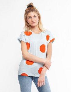 "Damen T-Shirt aus Eukalyptus Faser ""Laura"" - CORA happywear"