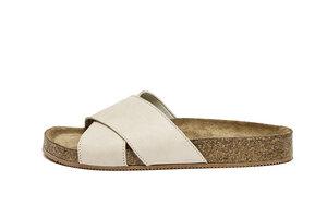 Cross Slide #clota, lässiger Slipper mit weichem Fußbett - NINE TO FIVE