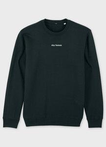 Stay Human Sweater - merijula
