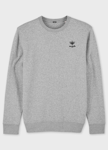 Glory Maple Sweater Grey - merijula