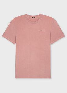 Wild Side Shirt Dyed Vintage Pink - merijula