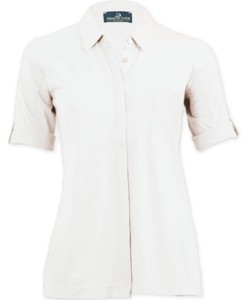 Polo Shirt white - Alma & Lovis