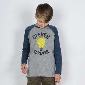 Clever Forever Longsleeve - Band of Rascals