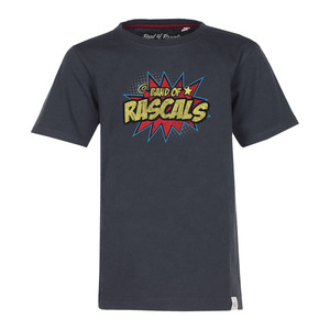 Comic T-Shirt - Band of Rascals