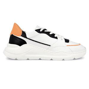 Sneaker Goodall Men white/orange/black - Ella & Witt