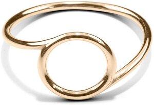 Ring SPIRAL, Gold 585, 14 karat, Größe 50 - 56, Handmade in Germany, JRJ - Jonathan Radetz Jewellery