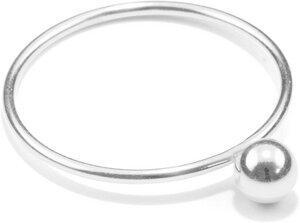 Ring SPHERE, Silber 925, Sterlingsilber, Größe 50 - 56, Handmade in Germany, JRJ - Jonathan Radetz Jewellery
