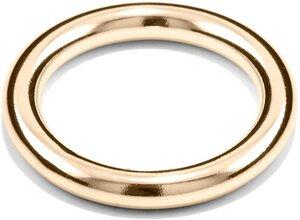 Ring BOLD, Gold 585, 14 karat, Größe 50 - 56, Handmade in Germany, JRJ - Jonathan Radetz Jewellery