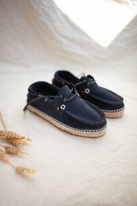 Nautical Espadrilles - Jutelaune