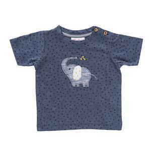 People Wear Organic Baby und Kinder T-Shirt Elefant reine Bio-Baumwolle - People Wear Organic