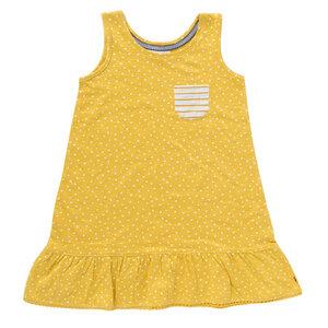 People Wear Organic Mädchen Sommerkleid reine Bio-Baumwolle - People Wear Organic