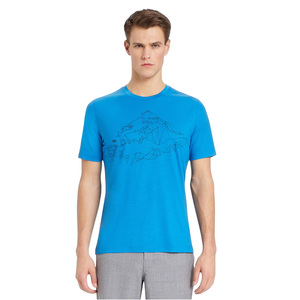 Rewoolution Herren T-Shirt Edge - Rewoolution