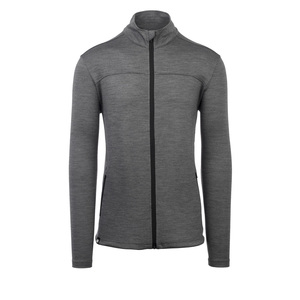 Rewoolution Herren Zip-Jacke Nollie - Rewoolution