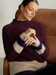 Pullover - Helmi Jumper - Thought