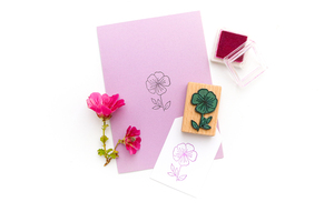 STEMPEL, Blumen verschiedene Motive - STUDIO KARAMELO