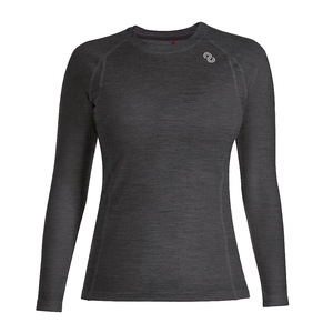 Rewoolution Damen Langarm-Shirt Wiki - Rewoolution