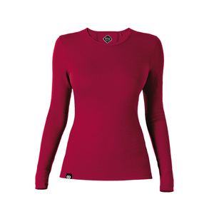 Rewoolution Damen Langarm Netz-Shirt Cocoon - Rewoolution