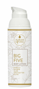 Bio Bodylotion - Big Five - 150ml - Aurum Africa