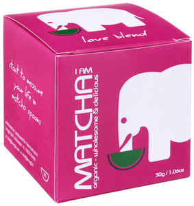 imogti Love Blend Matcha - 30g Dose  - imogti - Your Tea