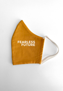 Maske Fearless Future Orange  - PHYNE
