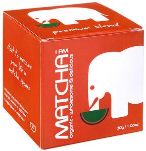 imogti Premium Blend Matcha - 30g Dose  - imogti - Your Tea