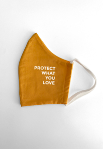 Maske Protect What You Love Soft Orange - PHYNE