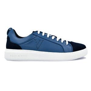 Sneaker Nikola Men Materialmix - in verschiedenen Farben - Ella & Witt