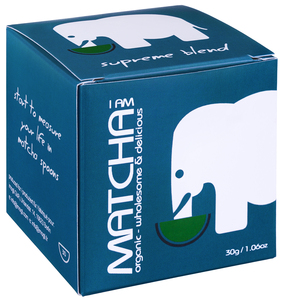imogti Supreme Blend Matcha - 30g Dose  - imogti - Your Tea
